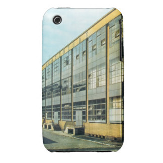 The Fagus Shoe Factory, designed by Walter Gropius iPhone 3 Cover
