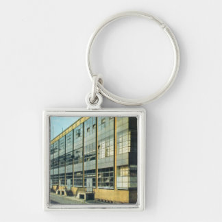 The Fagus Shoe Factory, designed by Walter Gropius Key Chains