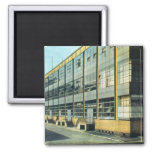 The Fagus Shoe Factory, designed by Walter Gropius Magnet