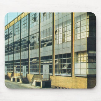 The Fagus Shoe Factory, designed by Walter Gropius Mouse Pad