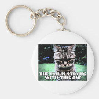 The Fail Is Strong With This One Keychain