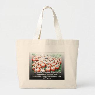 The Failed Mission of Pumpkingtonians Bag