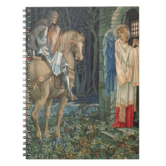 The Failure of Sir Gawain William Morris Tapestry Notebook