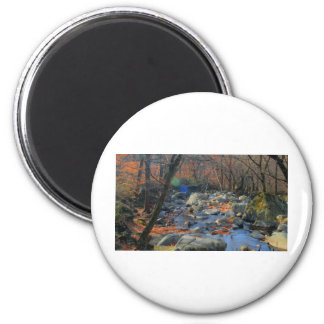 The Faint Sounds of Nature 2 Inch Round Magnet