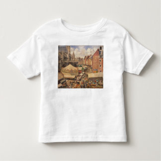 The Fair in Dieppe, Sunny Morning, 1901 Toddler T-shirt