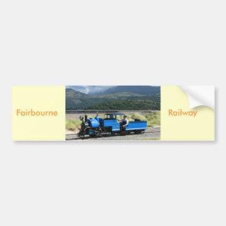 The Fairbourne Railway Bumper Sticker