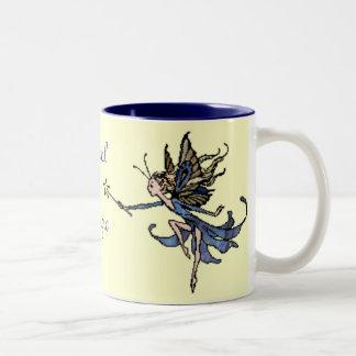 The Fairie Collection Two-Tone Coffee Mug