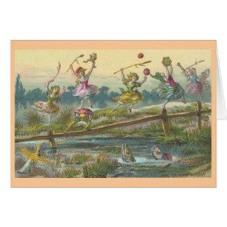 The Fairies Haunt Note Card