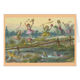 The Fairies Haunt Stationery Note Card