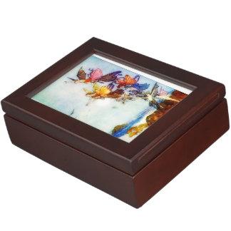 The Fairies keepsake box