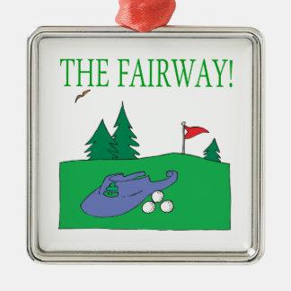The Fairway Christmas Ornament