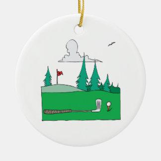 The Fairway Christmas Ornaments