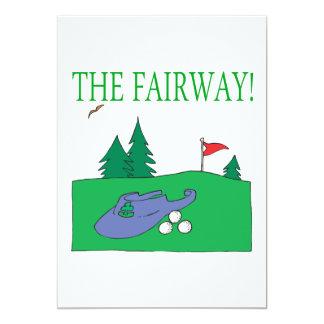 The Fairway Custom Invites