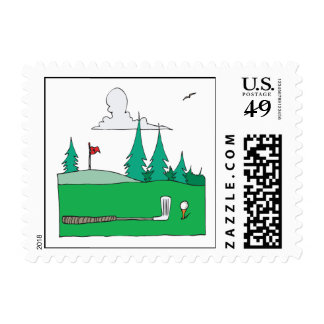 The Fairway Postage