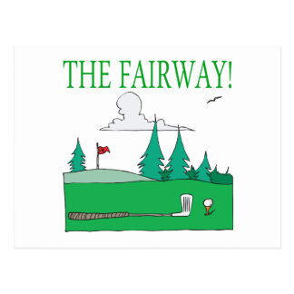 The Fairway Postcard