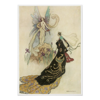 The Fairy Book, Warwick Goble Print