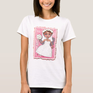 THE FAIRY BRIDE - bridal / wedding t-shirt
