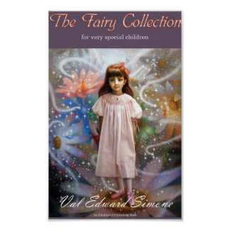 The Fairy Collection - Front Book Cover Poster