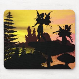 The Fairy dance mousepad