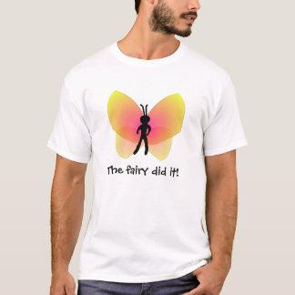 The Fairy Did It Men's T-shirt