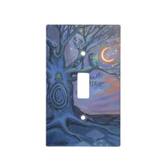 The Fairy Door Messenger - Light Switch cover