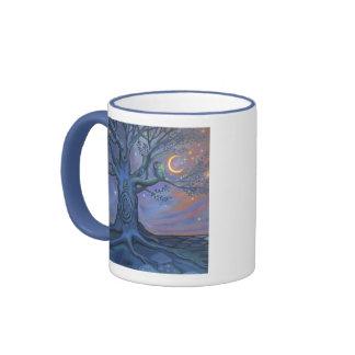 The Fairy Door Messenger Mug by Susan Rodio