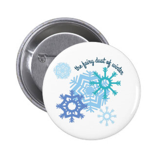 The Fairy Dust Of Winter Buttons