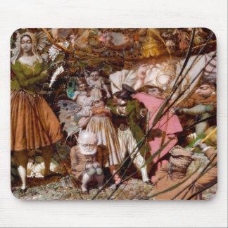 The Fairy Feller's Master-Stoke Mouse Pad