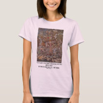 The Fairy Feller's Master-Stroke by Richard Dadd T-Shirt
