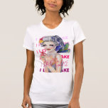 The Fairy Godmother Marie Antoinette T-shirt