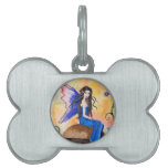 The fairy of fields pet ID tags