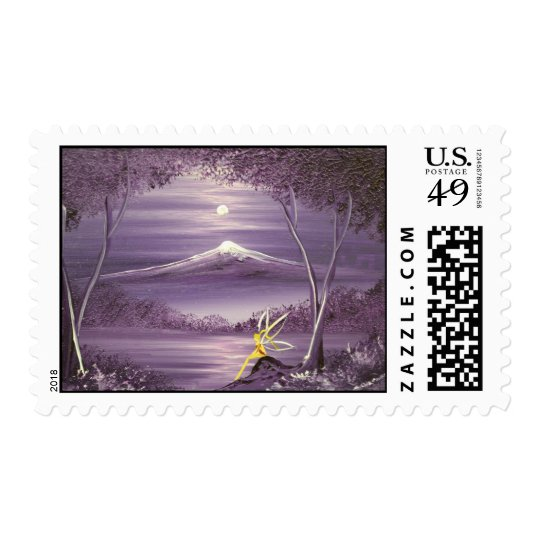 The Fairy of the Mountain Postage
