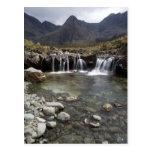 The Fairy Pools, Isle of Skye Postcard