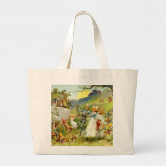 The Fairy Prince and Thumbelina Bags