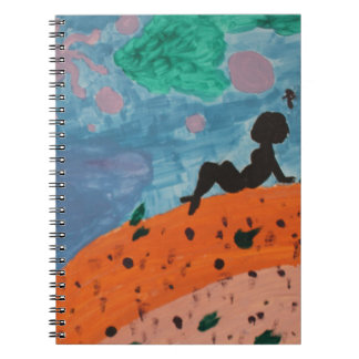 The Fairy Queen Alone Notebook