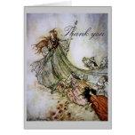 The Fairy Queen Card