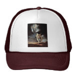 The Fairy Queen Titania Is The Magic Ring On The B Trucker Hat