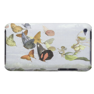 The Fairy Queen's carriage, illustration from 'In iPod Touch Case