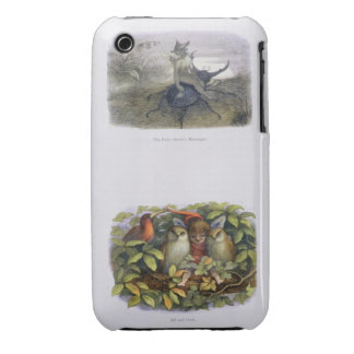 The Fairy Queen's Messenger, and Elf and Owls, ill iPhone 3 Covers