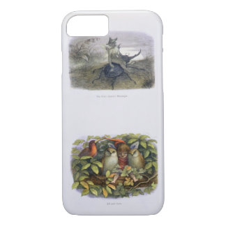 The Fairy Queen's Messenger, and Elf and Owls, ill iPhone 7 Case
