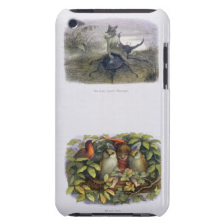 The Fairy Queen's Messenger, and Elf and Owls, ill iPod Case-Mate Case