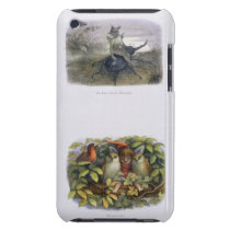 The Fairy Queen's Messenger, and Elf and Owls, ill iPod Touch Case-Mate Case