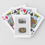 The Fairy Queen's Messenger, and Elf and Owls, ill Bicycle Playing Cards