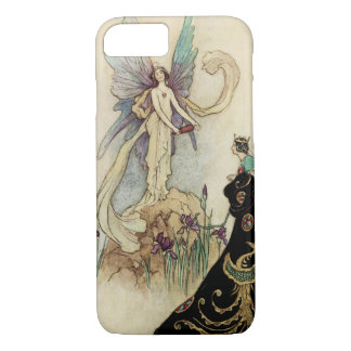 The Fairy There Welcomed Her Majesty iPhone 8/7 Case
