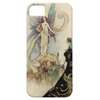 The Fairy There Welcomed Her Majesty iPhone SE/5/5s Case