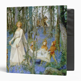 The Fairy Wood 3 Ring Binder