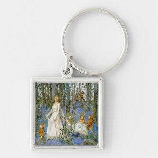 The Fairy Wood Keychain