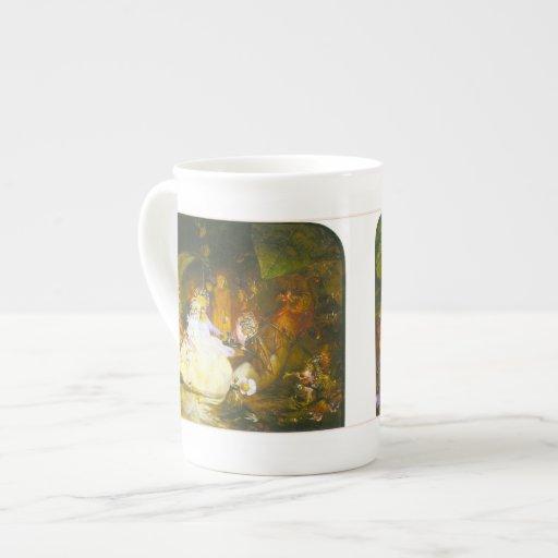 The Fairy's Barque - Bone China Mug