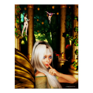 The Fairy's Secret Poster