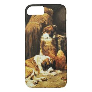 The Faith of St. Bernard iPhone 8/7 Case
